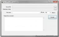 Gigra MP4 To MP3 Converter screenshot